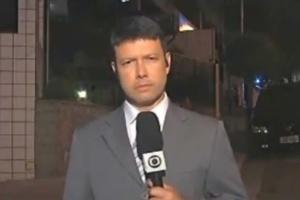 Repórter César Menezes foi assaltado e desabafou no Facebook