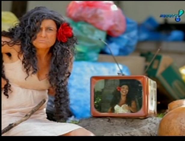 """Programa de Rafinha Bastos, """"Saturday Night Live"""" brasileiro faz sátira com abertura da novela """"Gabriela"""", que reestreia nesta segunda (18), com Juliana Paes"""