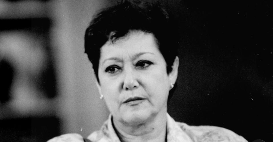 """Suely Franco em cena de """"Mulheres de Areia"""" (1993)"""