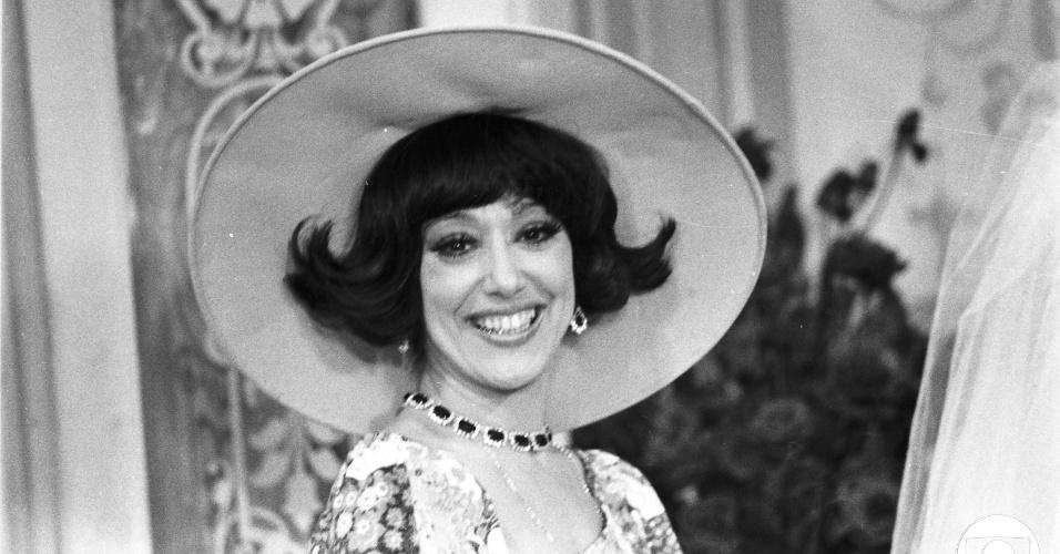 """Suely Franco em cena de """"O Espigão"""" (1974)"""