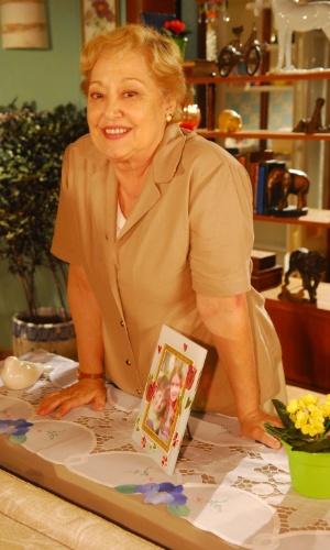 """Suely Franco em cena de """"Sete Pecados"""" (2007)"""