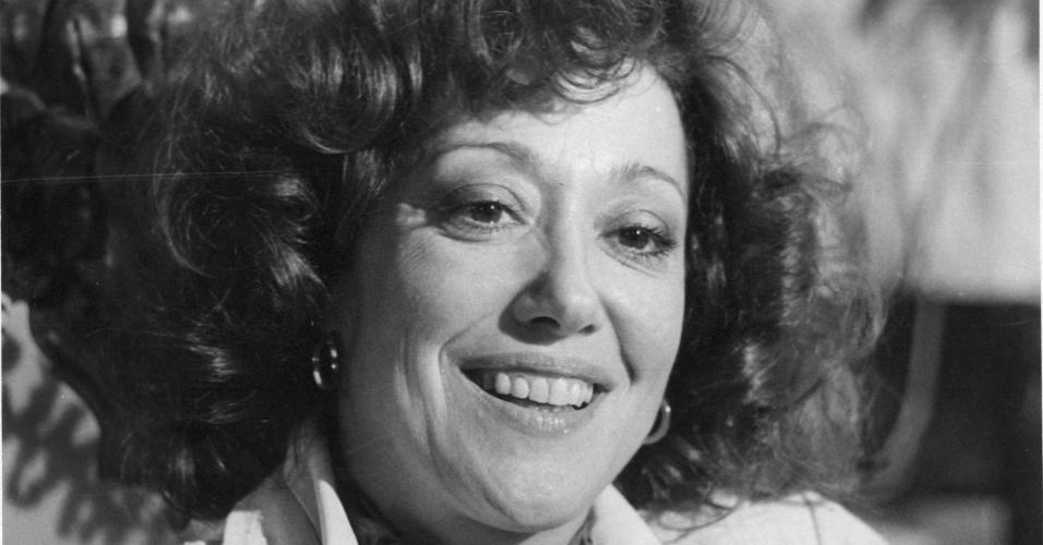 """Suely Franco na pele de Rosa França de """"Baila Comigo"""" (1981)"""