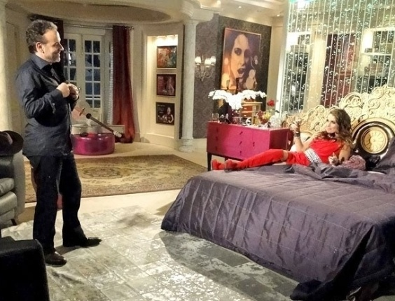 """Em """"Cheias de Charme"""", Chayene dorme com ex-affair para atrapalhar o sucesso das Empreguetes (27/6/12)"""