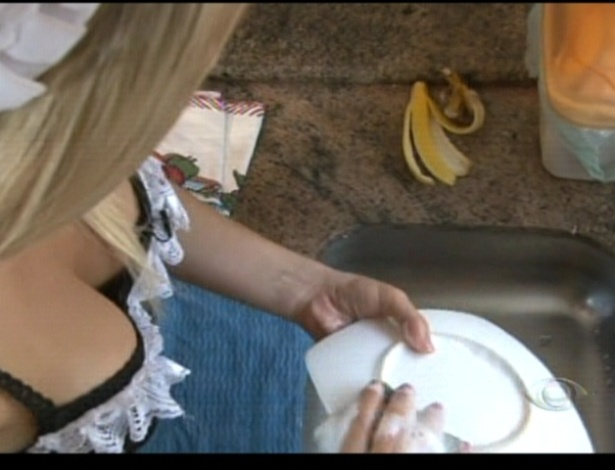 Panicat lava a louça
