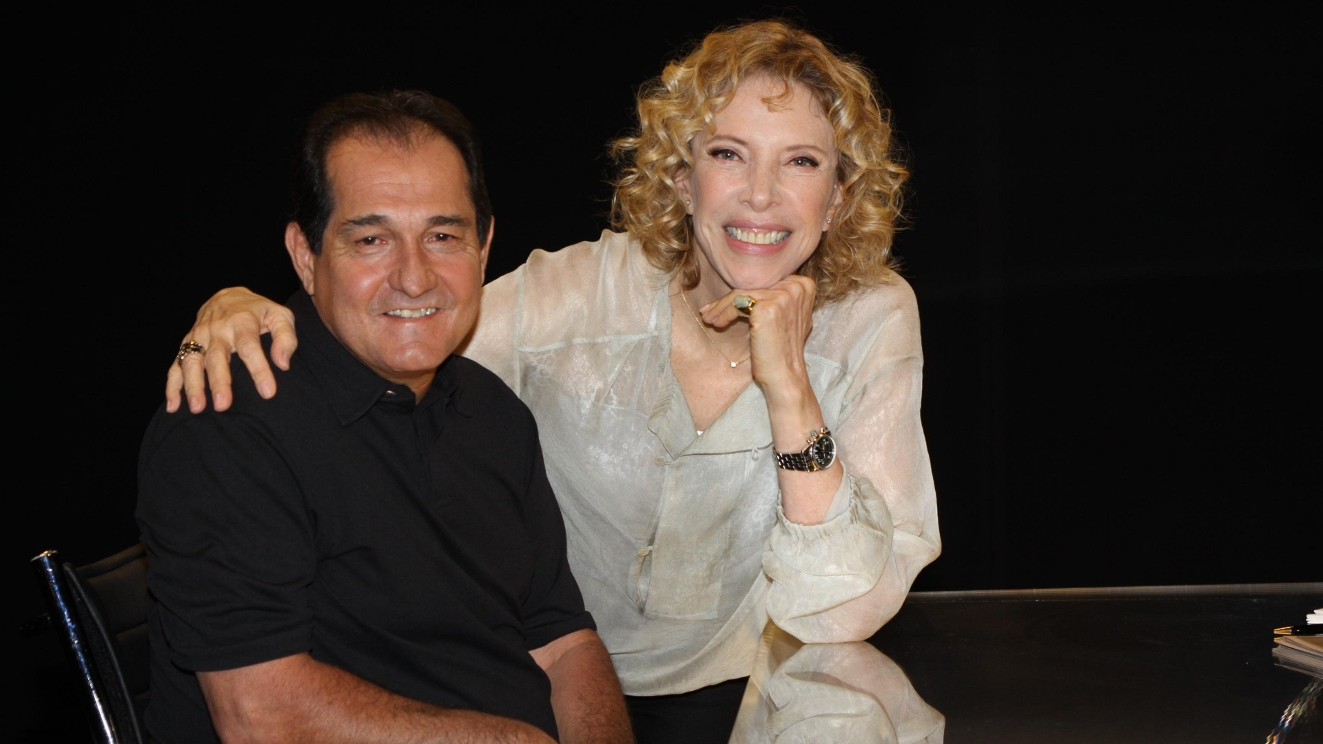 Marília Gabriela entrevista o técnico Muricy Ramalho (22/7/2012)