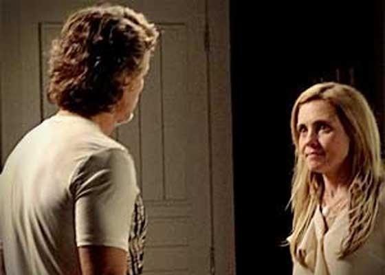 """""""Vou esmagar a cabeça dessa cobra"""", planeja Carminha depois de descobrir que Nina é Rita (20/7/12)"""
