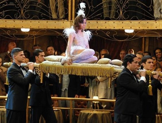 """Em """"Gabriela"""", coronel Ramiro oferece um milhão de réis por quenga virgem (27/7/12)"""