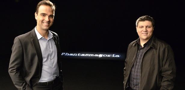 """Tadeu Schmidt e o mágico Kronnus estão à frente do novo quadro do """"Fantástico"""""""