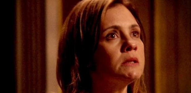 """""""Eu tô te pedindo pelo amor de Deus uma trégua"""", implora Carminha para Nina (2/8/12)"""