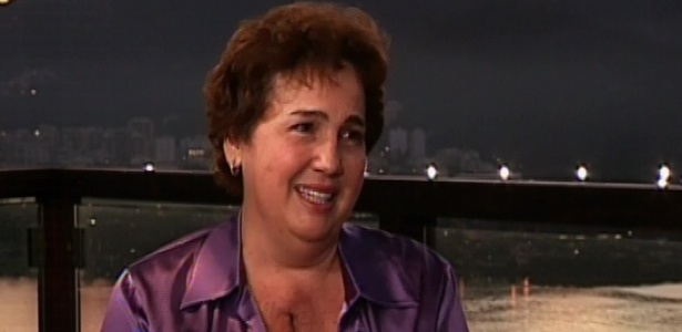 Claudia Jimenez fala ao