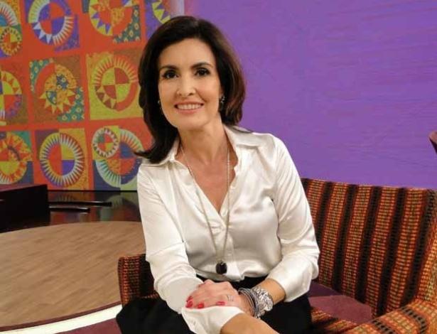 Em sexto lugar ficou a blusa branca de cetim, usada pela apresentadora Fátima Bernardes