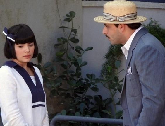 """Em """"Gabriela"""", Rômulo conta para Malvina que é casado (15/8/12)"""