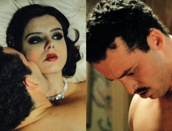 """Em """"Gabriela"""", Berto paga por noite com Lindinalva, mas falha na hora """"H"""" (16/8/12)"""
