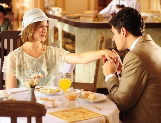 """Em """"Gabriela"""", prometidos um ao outro, Juvenal e Gerusa confessam amar outras pessoas (17/8/12)"""