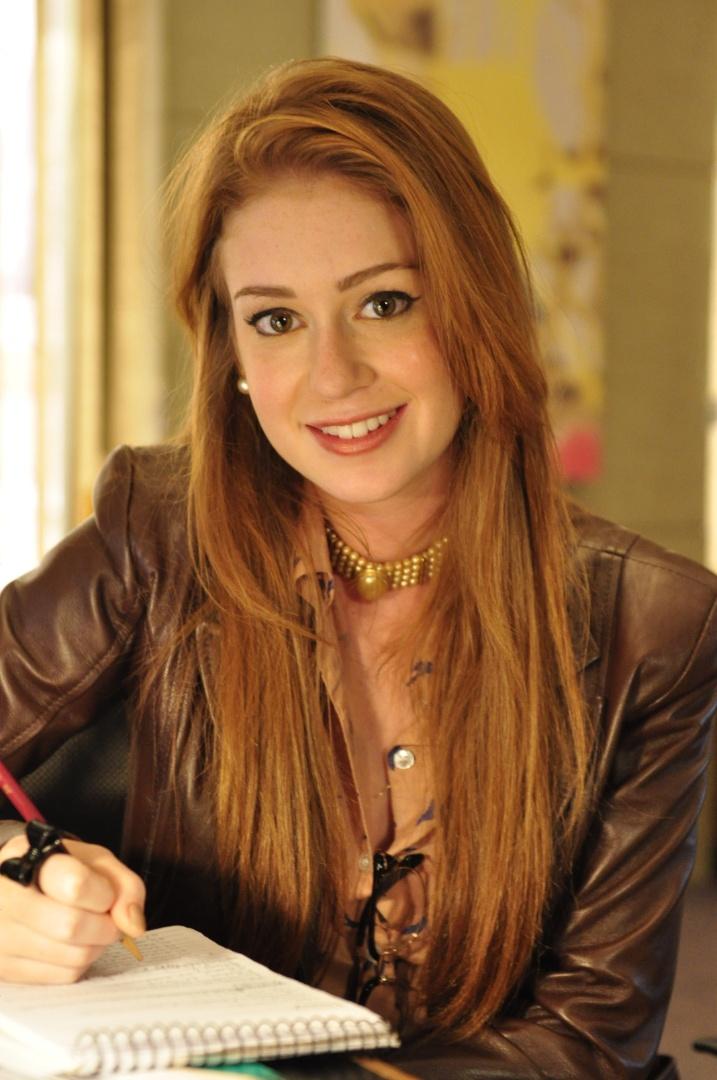 """Para compor a personagem Juliana de """"Amor Eterno Amor"""", a atriz Marina Ruy Barbosa tratou os cabelos com o cabeleireiro Tiago Parente"""