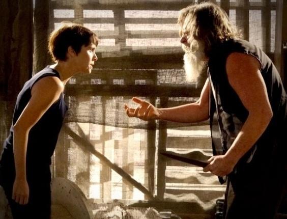 """""""Você é pior que a Carminha"""", diz Nilo para Nina (21/8/12)"""