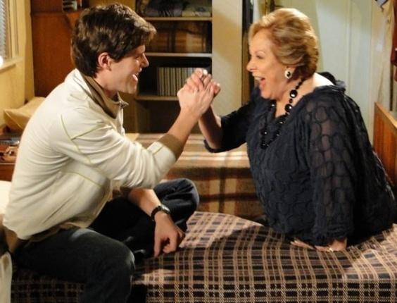 """Em """"Cheias de Charme"""", Conrado diz que vai tirar onda de namorado de popstar (25/8/12)"""
