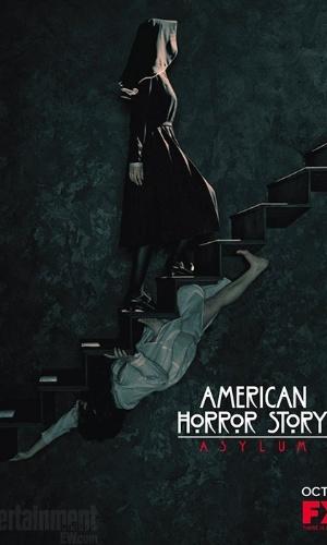 """Outro pôster de """"American Horror Story: Asylum"""""""