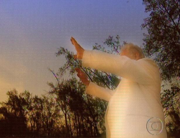 """Em """"Amor Eterno Amor"""", Lexor abençoa Rodrigo e Miriam (7/9/12)"""