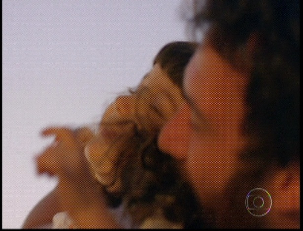 """Em """"Amor Eterno Amor"""", Rodrigo e Miriam com sua filha, que tem o espírito de Verbena (7/9/12)"""