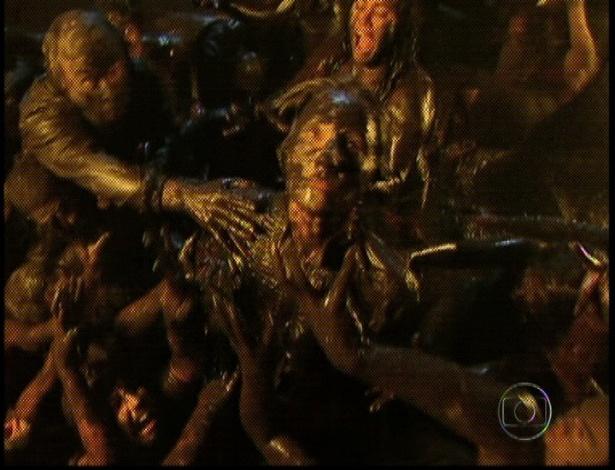 """Em """"Amor Eterno Amor"""", Melissa sofre no inferno e não aceita a ajuda de Verbena (7/9/12)"""