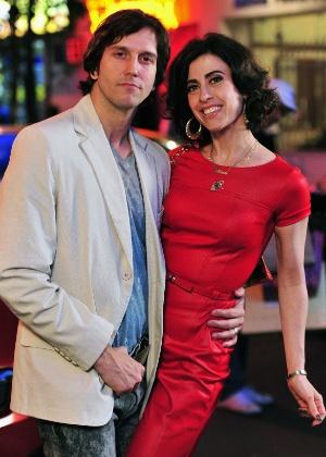 """Vladimir Brichta e Fernanda Torres em cena de """"Tapas e Beijos"""" (11/9/2012)"""