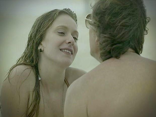 """Em """"Avenida Brasil"""", Begônia caiu no jogo de Max e fala sobre a herança de Nina (10/9/12)"""