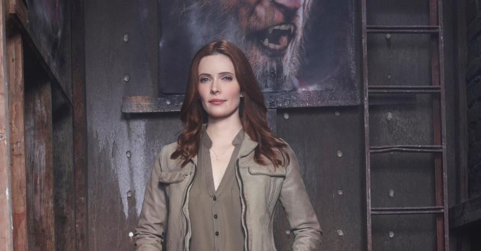 Juliette (Bitsie Tulloch) em imagem de divulgação da segunda temporada de Grimm