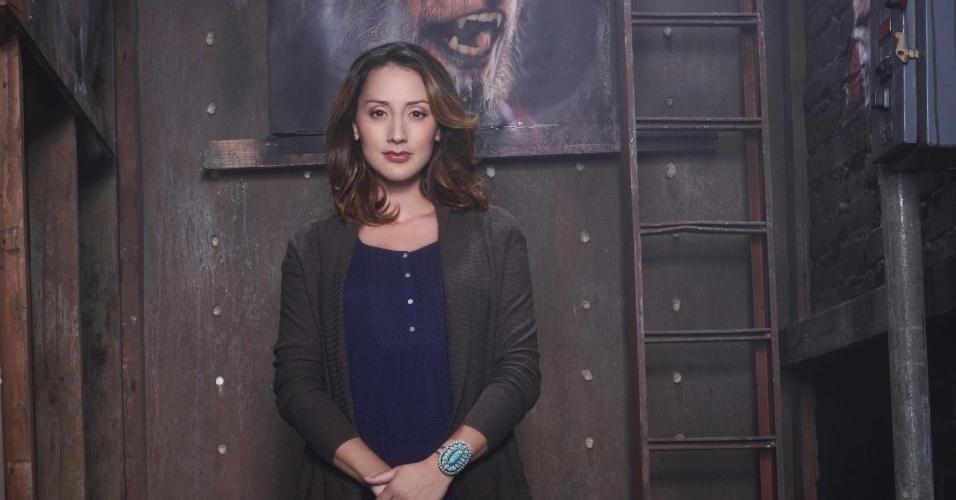 """Rosalee (Bree Truner) em foto de divulgação da segunda temporada de """"Grimm"""""""