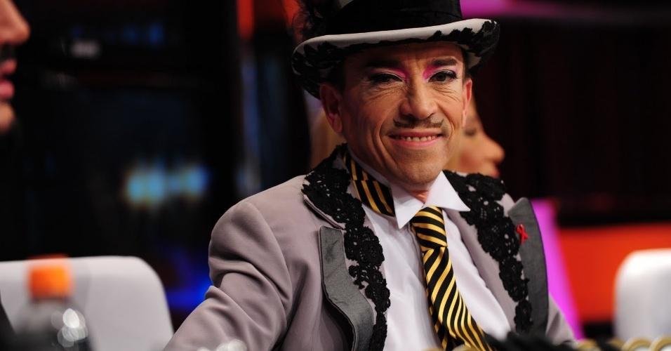 """O coreógrafo Aníbal Pachano, jurado há três anos do quadro """"Bailando por un Sueño"""", versão argentina da """"Dança dos Famosos"""""""