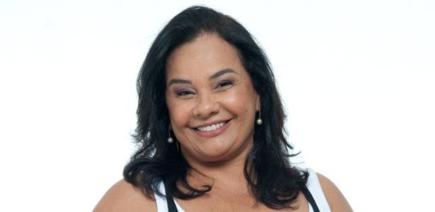A atriz Solange Couto, 56 anos, está de volta a TV depois do nascimento do seu terceiro filho Benjamin.