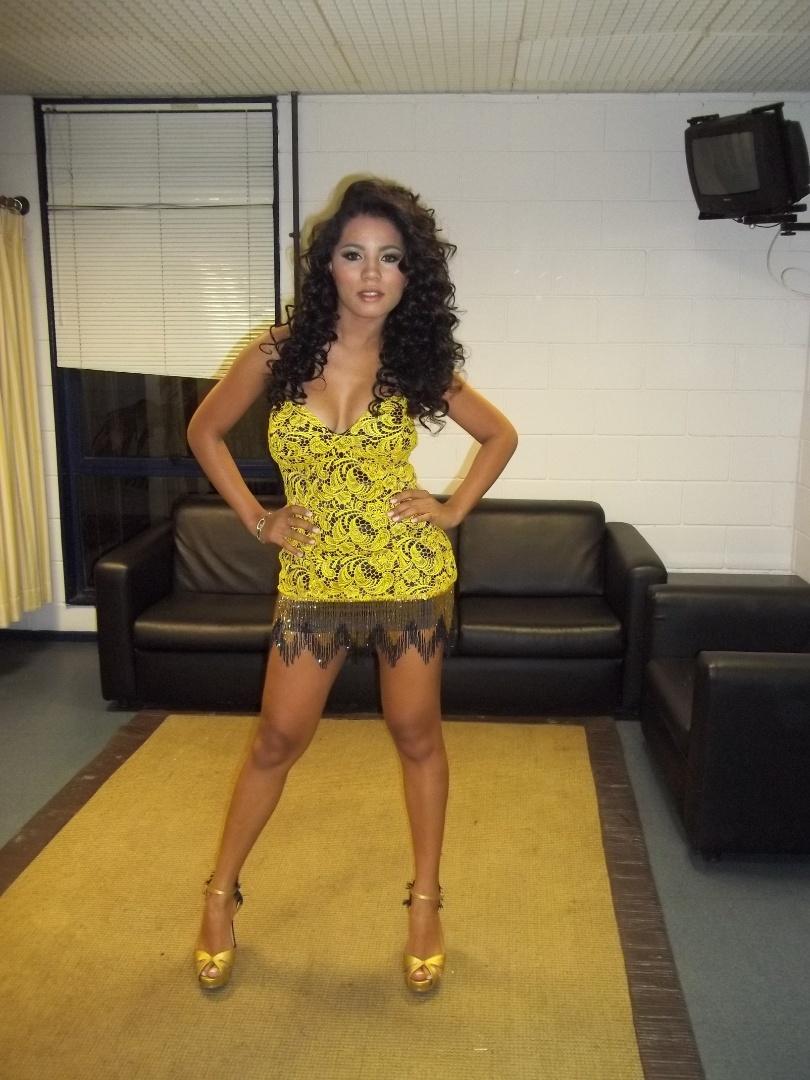 Cantora Stefhany Absoluta gravou uma participação especial na trama que irá ao ar dia 22 de setembro (2012)