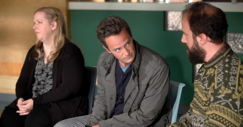 """Com o término de """"Friends"""", Matthew Perry continuou a cativar os espectadores de todo o mundo emvários projetos no cinema e na TV"""