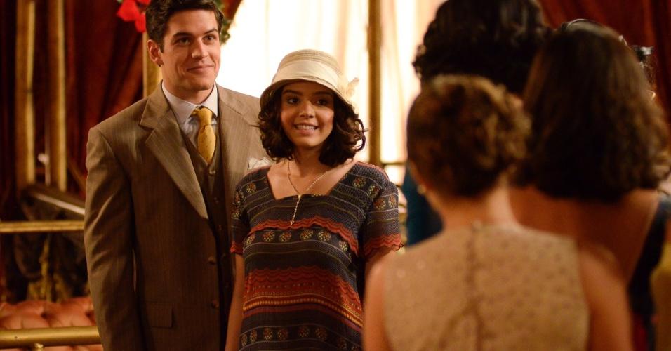 """Em """"Gabriela"""", Juvenal descobre toda verdade e pede Lindinalva em casamento (21/9/12)"""