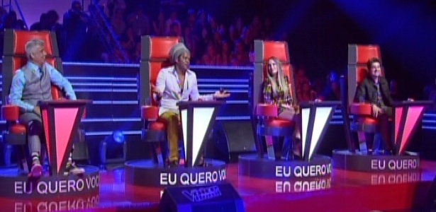 "Lulu Santos, Carlinhos Brown, Claudia Leitte e Daniel, os jurados ""bonzinhos"" do ""The Voice Brasil"""