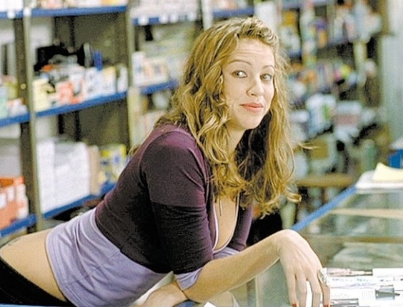 """Luana Piovani em cena do filme """"O Homem que Copiava"""" (2003)"""
