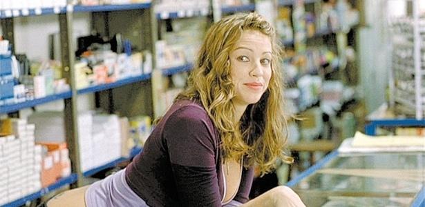 Luana Piovani em cena do filme