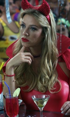 """Luana Piovani interpretou Amanda em """"A Mulher Invisível"""" (2011)"""