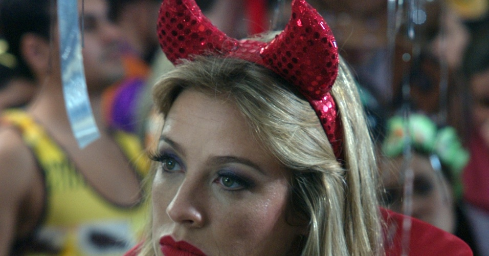 Luana Piovani interpretou Amanda em