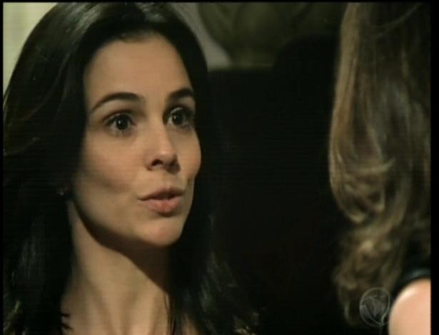 Eneida deixa Maria ver Tereza