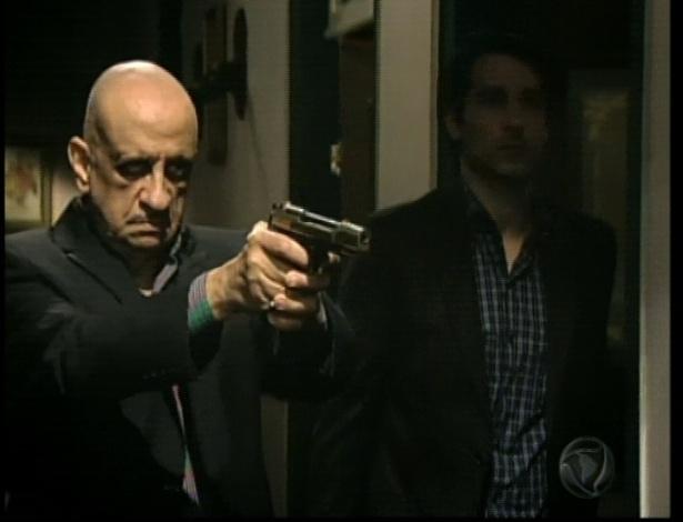 O novo chefe da organização diz que Martim será julgado