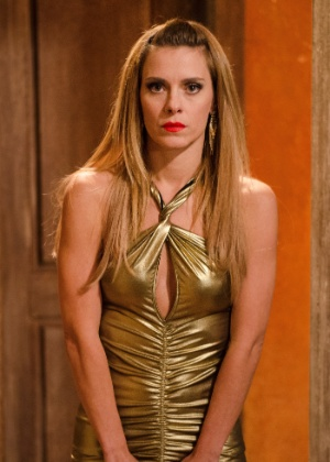 Carolina Dieckmann irá interpretar a prostituta Jéssica