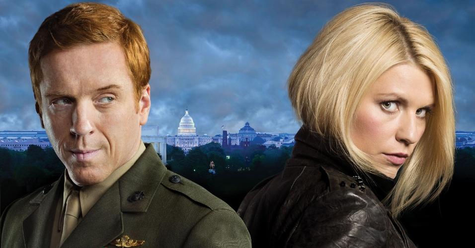 """Imagem de divulgação da segunda temporada de """"Homeland"""", que estreia no canal FX, no dia 21 de outubro, às 23h"""