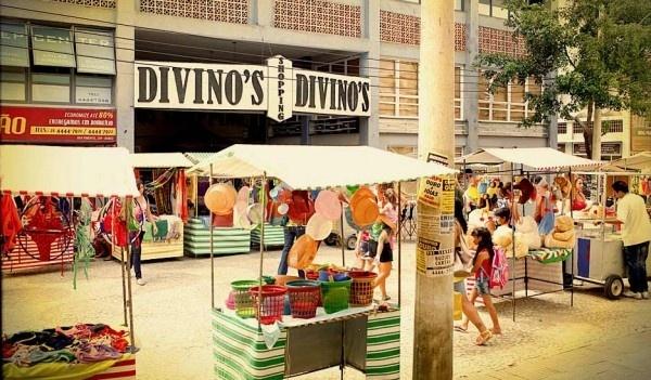 """Bairro do Divino de """"Avenida Brasil"""""""