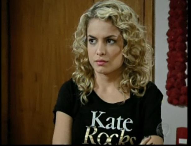 Roberta decide ir atrás de Diego