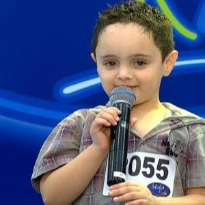 """Breno Maciel, o Breno Famoso, é um dos candidatos do """"Ídolos Kids"""" que será repórter do programa"""
