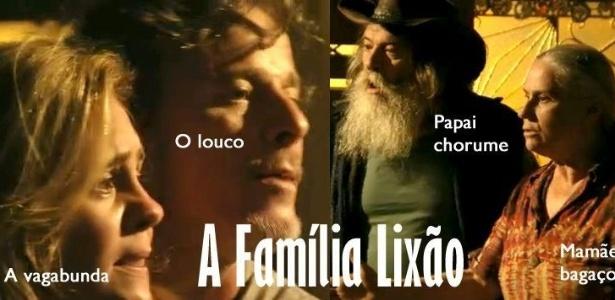 Max (Marcello) surta depois de entregar Carminha (Adriana Esteves) para Tufão (Murilo Benício) e faz a amante e os pais de reféns
