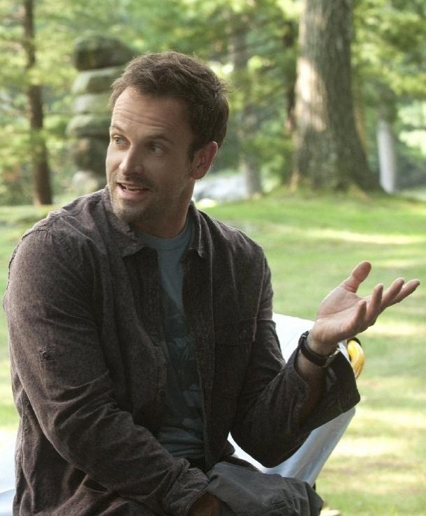 "Jonny Lee Miller é um Sherlock Holmes contemporâneo na série ""Elementary"""