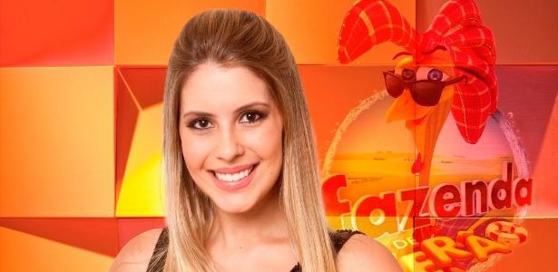 A estudante Bianca Luperini é de Araras (SP) e tem 20 anos
