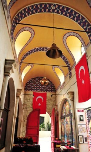 A Istambul de ?Salve Jorge? possui 5,3 mil metros quadrados de área construída (26/10/2012)